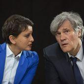 Najat Vallaud-Belkacem voudrait bien prendre la tête du PS... mais seulement si c'est payé