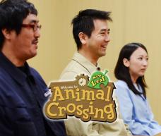A-Iwata Pregunta Sobre Animal Crossing New Leaf