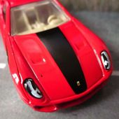 FERRARI 599 GTB FIORANO HOT WHEELS 1/64 - car-collector.net