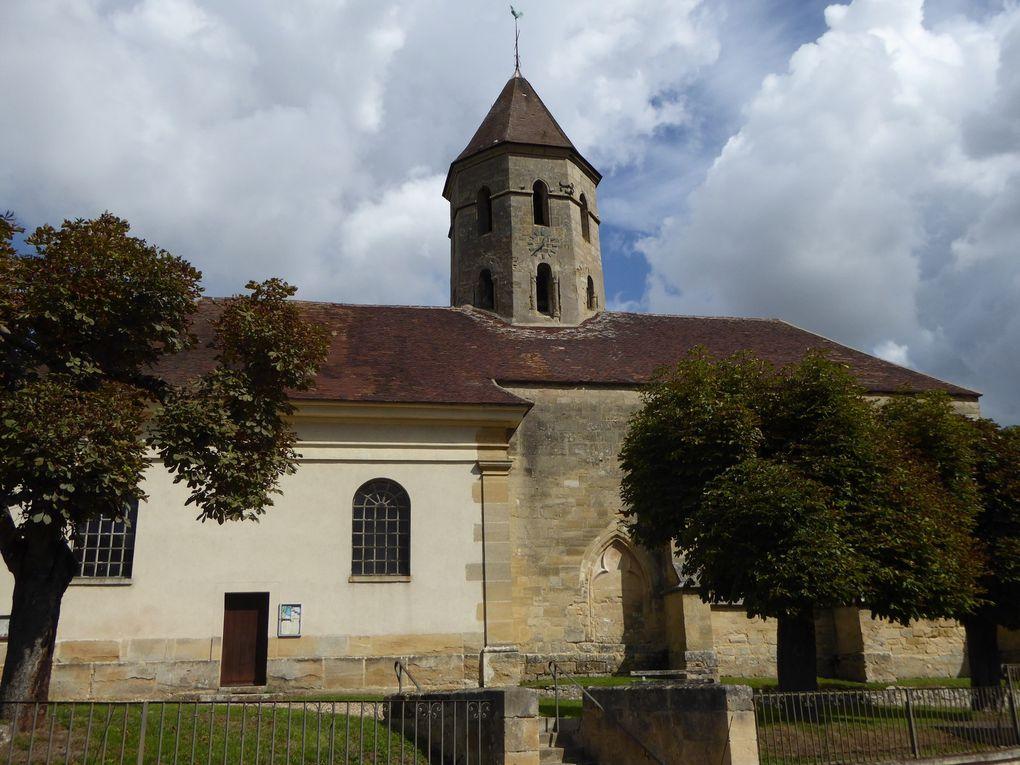 Randonnée de Vaux-sur-Seine à Us - 20 km.
