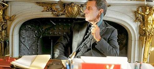 "Mediatop1 - France.   ""Sarkozeries au coin du feu""."