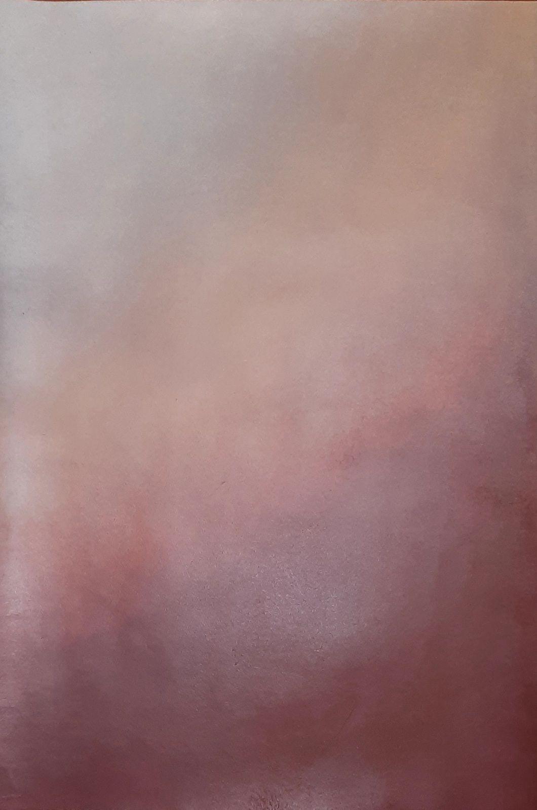 Patine acrylique dégradée