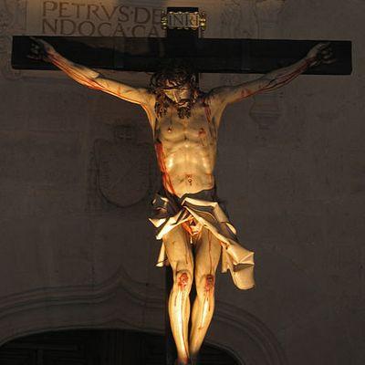 14 Septembre: Exaltation de la ste Croix.
