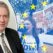 It's the EU facing economic disaster not Brexit Britain, says Leo McKinstry