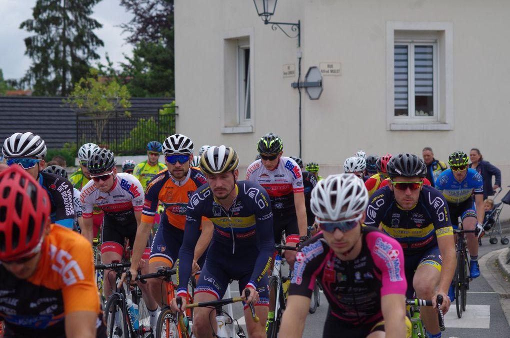 Championnat de Picardie Ufolep Cyclosport à Saint-Gobain