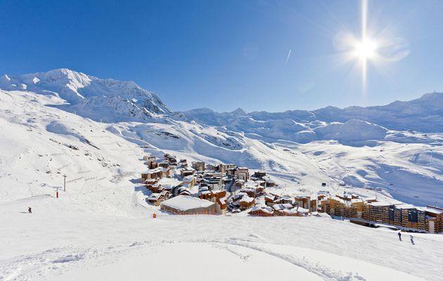 Val Thorens reçoit le prix de Meilleure Station de Ski au Monde