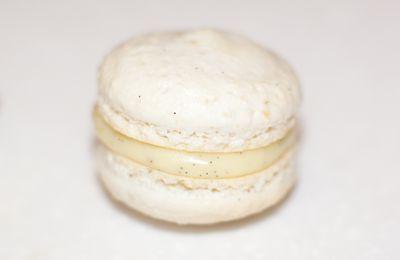 Ultimate Vanilla Macarons, Macarons Vanille