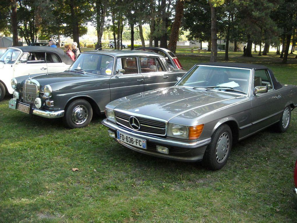 Rassemblement voitures anciennes  : Courtry Retro Passion 2019