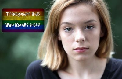 Documentaire | CES ENFANTS TRANSGENRE (Transgender Kids: Who Knows Best?) [VOSTFR]