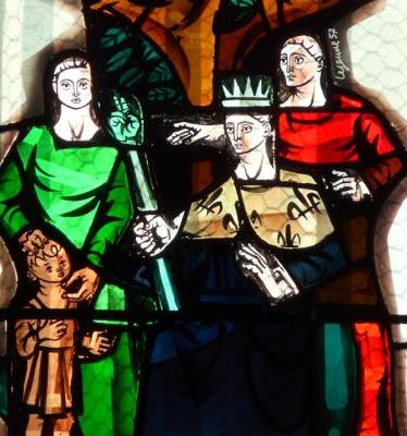 25 août, Fête de Louis IX (Saint Louis), roi de France (✝ 1270)