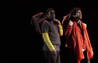 « L'Oeil du loup »  de Daniel Pennac Adaptation Théâtrale Laurent Berger et Daniel Pennac