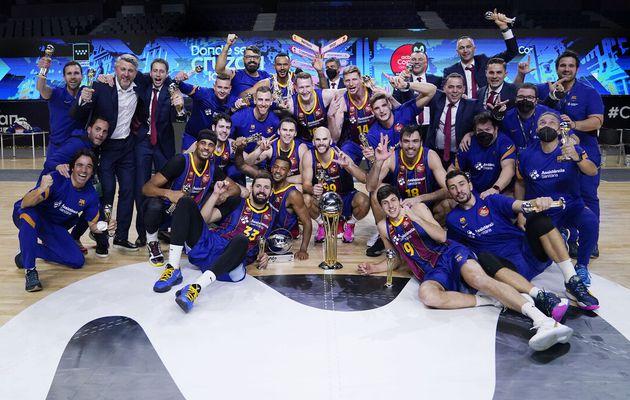 Le FC Barcelone remporte la Coupe du Roi en battant le Real Madrid en finale !