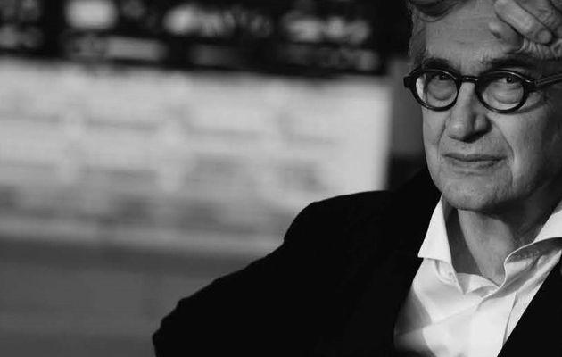 (E)motion de Wim Wenders dans la Nef du Grand Palais - Communiqué