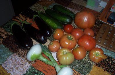 Des beaux légumes !