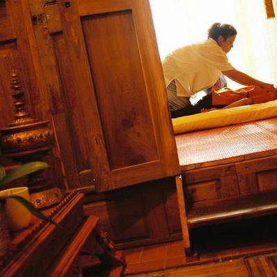 J'ai testé le massage thaï traditionnel...