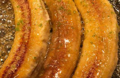 Bananes flambées au rhum créole-Recette Réunion