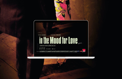 film romantique ultime : In the mood for love ressort en salles