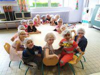 Camus Maternelle - Activité culinaire - 12/07