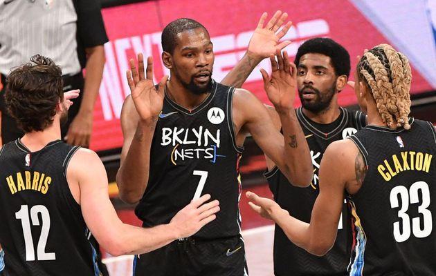 Retour triomphant pour Kevin Durant avec les Brooklyn Nets