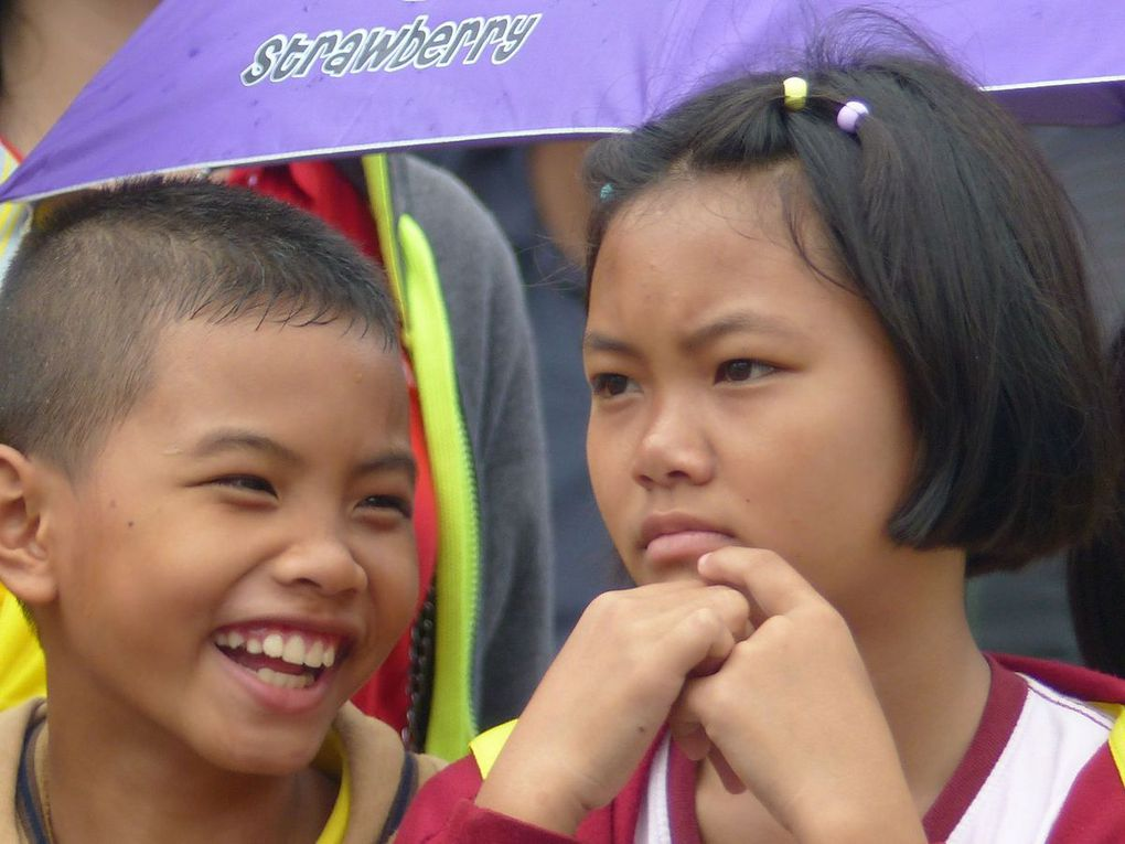 Les insolites du Festival des Bougies à Ubon Ratchathani (5)