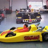 SHAZAM DC COMICS CORGI - car-collector.net