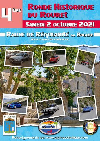 Rallye Historique (Calendrier 2021)...