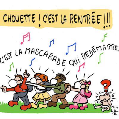 """Education nationale : """"Chouette ! C'est la rentrée !"""""""
