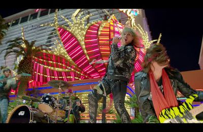 VIDEO - Nouveau clip des STEEL PANTHER All I wanna do is Fuck (myself tonight)
