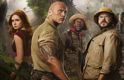JUMANJI, UN NOUVEL OPUS BIENTOT EN PREPARATION !