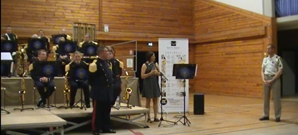 Soirée musicale avec la Fanfare du RMT à Meyenheim