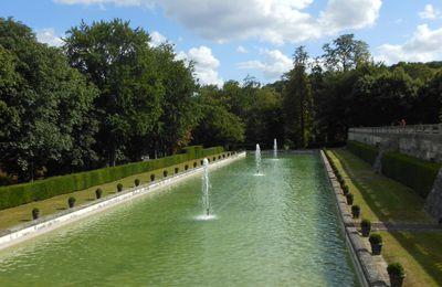 Entre vert et bleu, image de Saint Cloud
