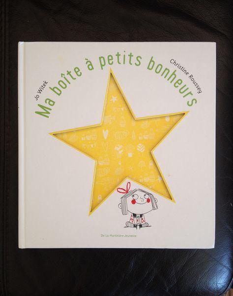 Ma boîte à petits bonheurs (Jo Witek, Christine Roussey)