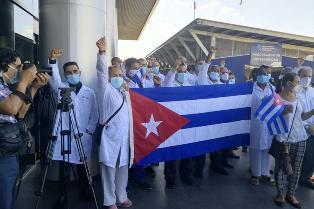 Des médecins de Cuba soutiennent le Honduras après des catastrophes naturelles