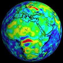 The Bangui Magnetic Anomaly. earthstory