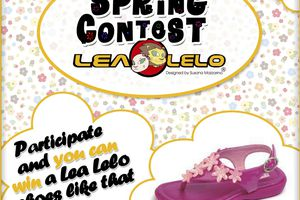 Latest opportunities to earn a Lea Lelo shoes this spring!