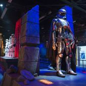 """D23 Expo 2015: """"Star Wars"""" displays delight Disney fans with up-close looks """"The Force Awakens,"""" """"Battlefront"""" and more"""
