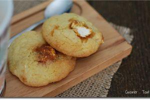 Cookies aux Pop Corn