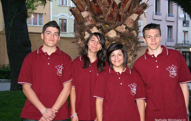 Melek, Nicolas, Gülcan, Züheyl, quatre jeunes qui ont un point commun