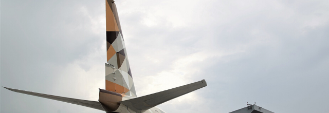 Etihad Airways lands in Cuba for the first time.
