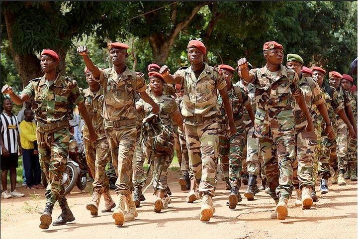 """""""Non"""" à l'impunité au sein de l'armée en Centrafrique"""