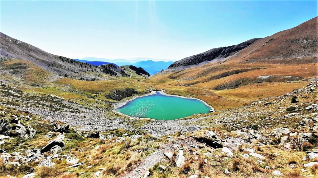 Les Lacs des Millefonts
