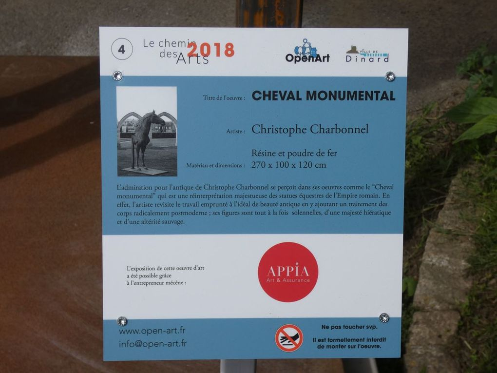 Cheval monumental