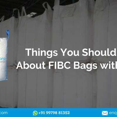 Things You Should Know About FIBC Bags with Baffles