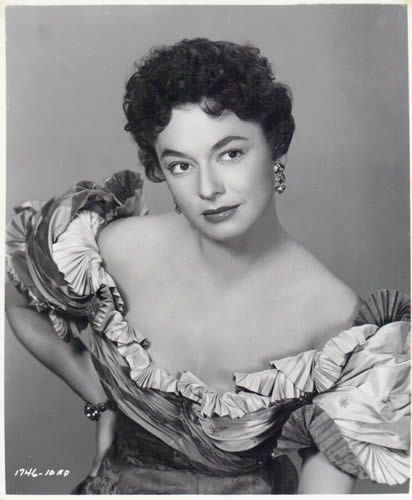 Ruth Roman, 75, Glamorous and Wholesome Star, Dies