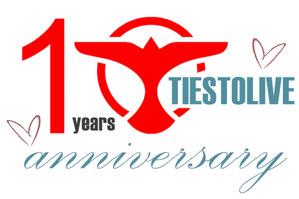 Tiëstolive - 10 years !!!