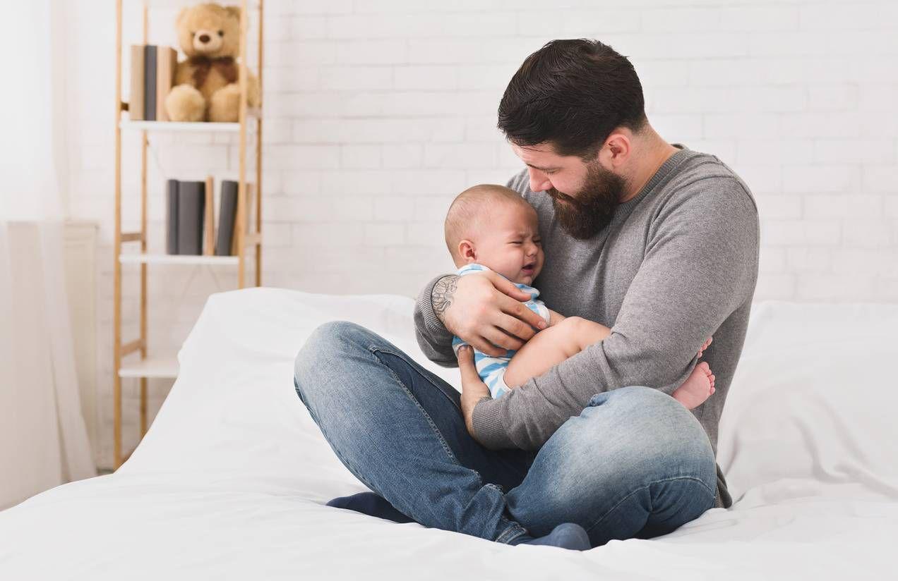 4 informations sur les coliques du nourrisson