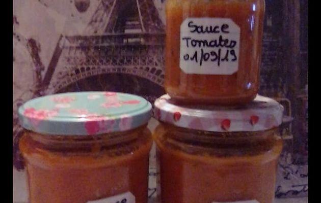 Sauce tomates au Compact Cook Elite