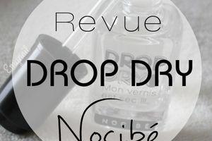 Drop Dry Nocibé !