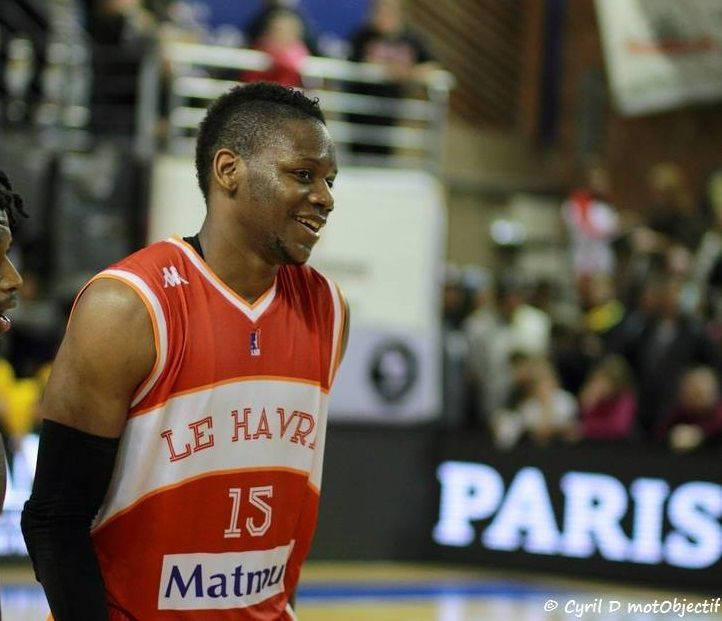 Will Yeguete, STB Le Havre (Pro A).  Entretien accordé ce vendredi à Cyrille Ngario de News Basket Beafrika
