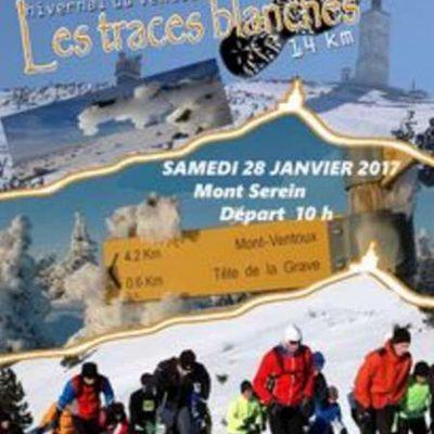 Trace Blanche Mont Serein